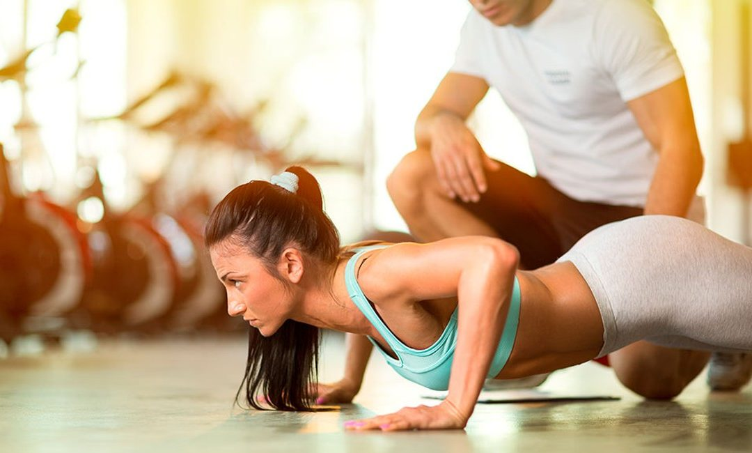 Personal Trainer o Palestra?